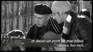 miquel martí i pol (2): et deixo un pont de mar blava (Lletra/Lyrics)