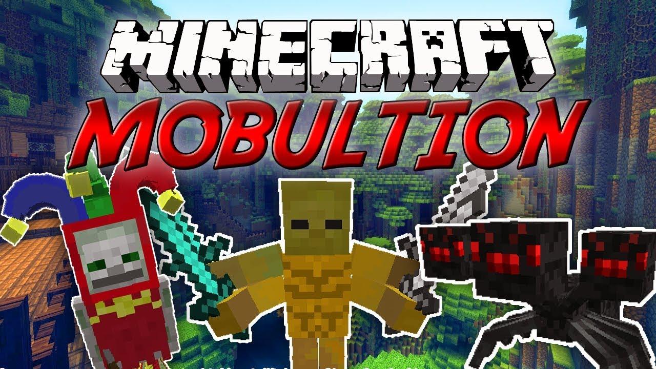 Mobultion - Mods - Minecraft - CurseForge