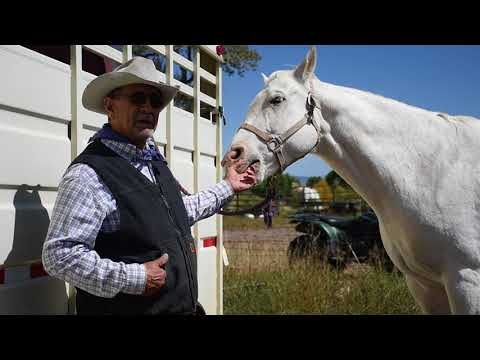 Gary Sandoval- Rancher and farmer from Antonito Colorado