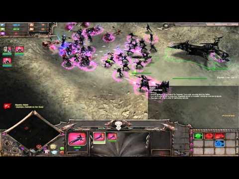 Warhammer 40K: Dawn Of War - Soulstorm Gameplay HD