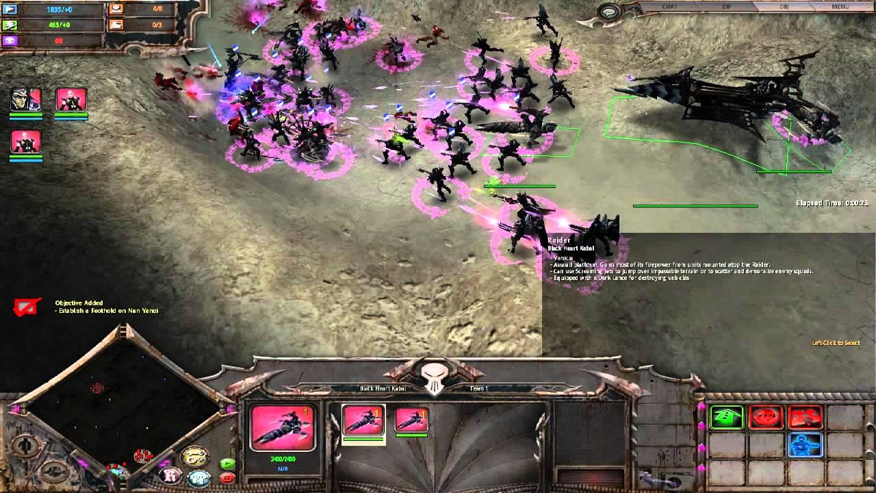 Warhammer 40 000 Dawn of War PC Game Overview
