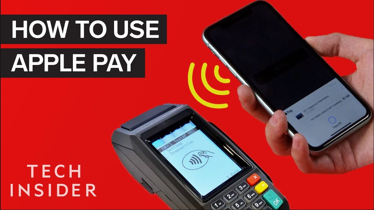 How To Use Apple Pay Youtube