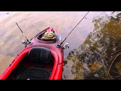 Old Town Vapor 10 Angler Kayak Review
