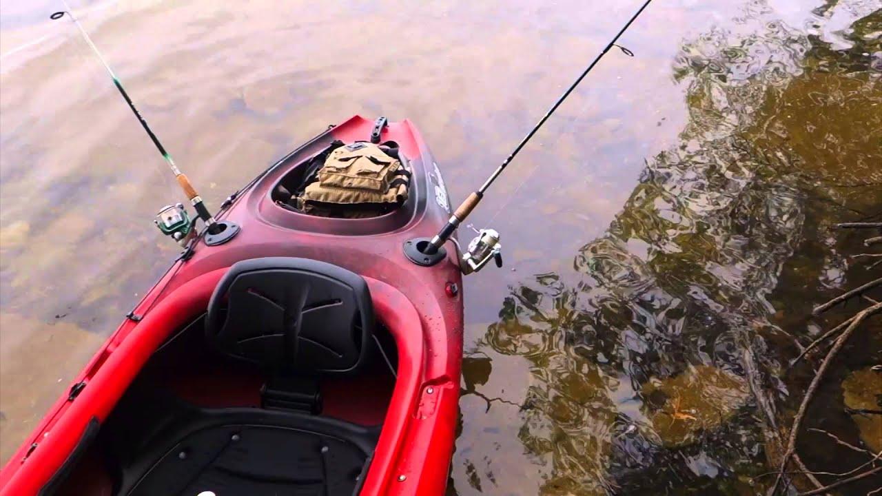 Old Town Kayaks For Sale >> Old Town Vapor 10 Angler Kayak Review