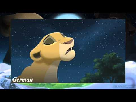The Lion King 2 - Love Will Find A Way (Two Line Multilanguage)