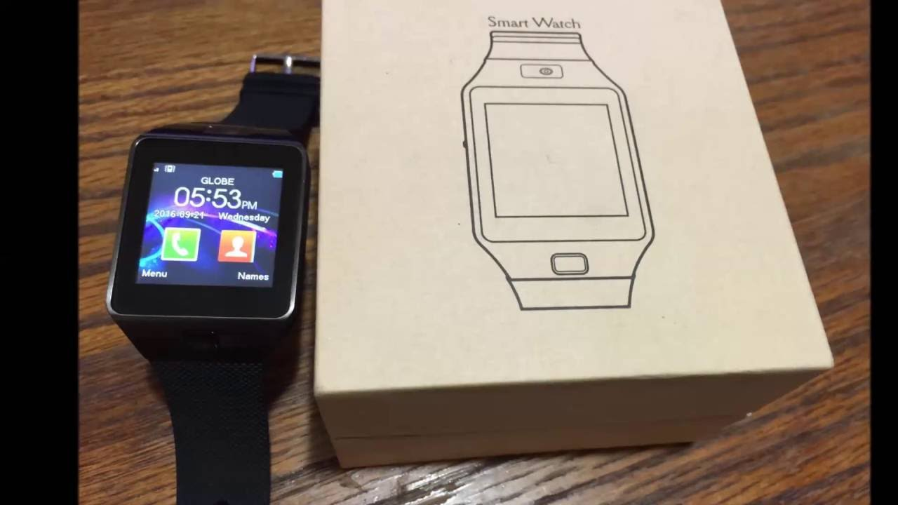 Dz09 Smartwatch Review Works With Android And Iphone Best Value