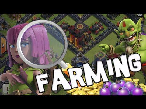 200 arqueras de nivel 5   En busca del Farming Perfecto #1 ...