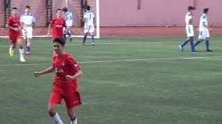 AFA U16 haftanın açılış maçı ... AFA