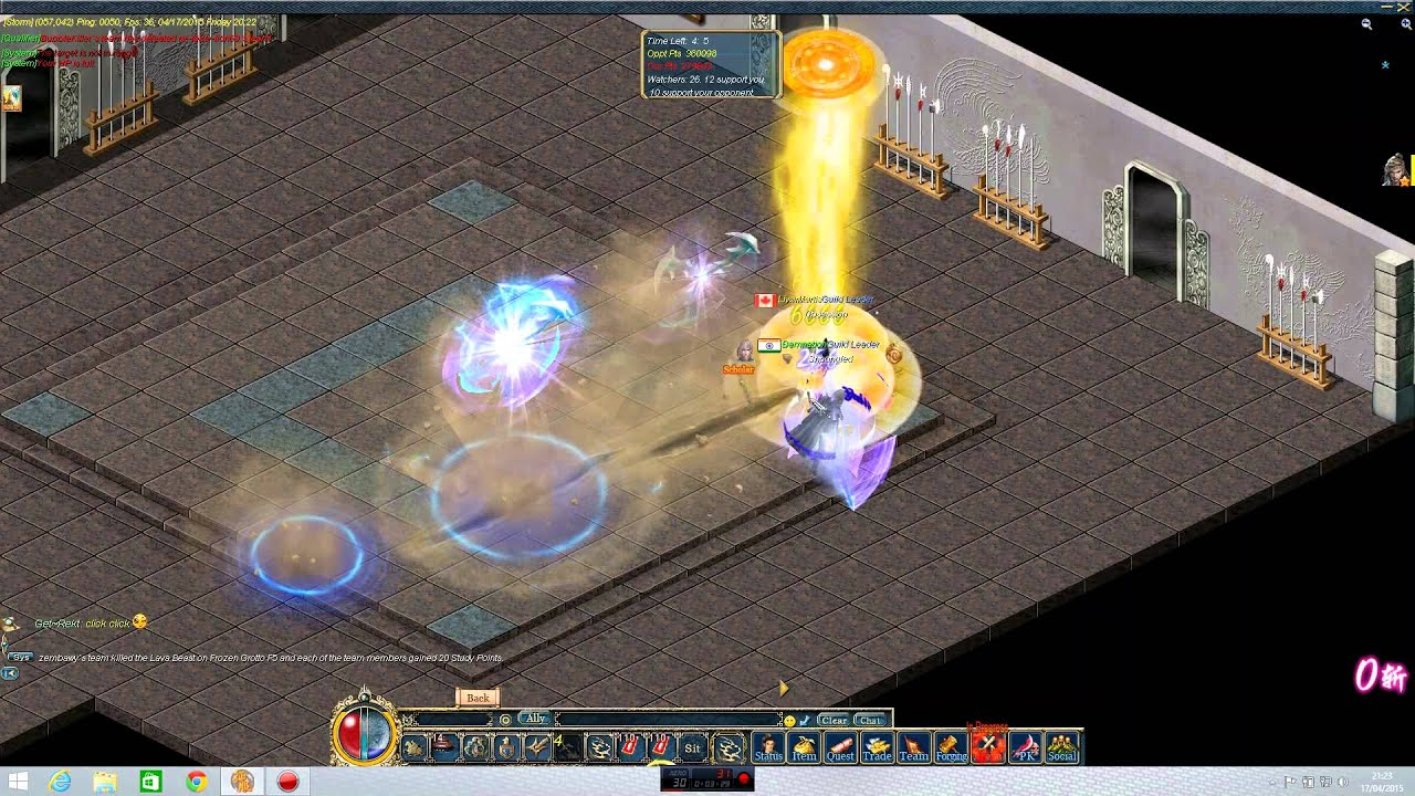 elite tower quest conquer online