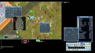 Ultima Online - Macro For Digging Up Treasure Chest
