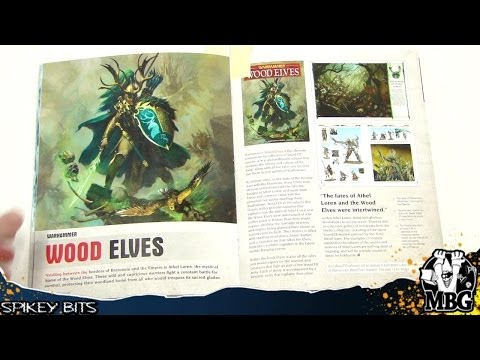 White Dwarf #13 Review New Wood Elves