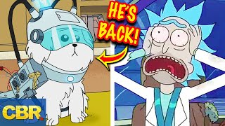 The 10 Most Legit Rick And Morty Season 4 Theories