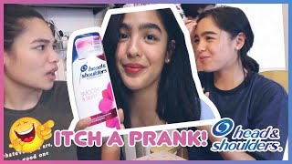 Itch a Prank! | Andrea B.