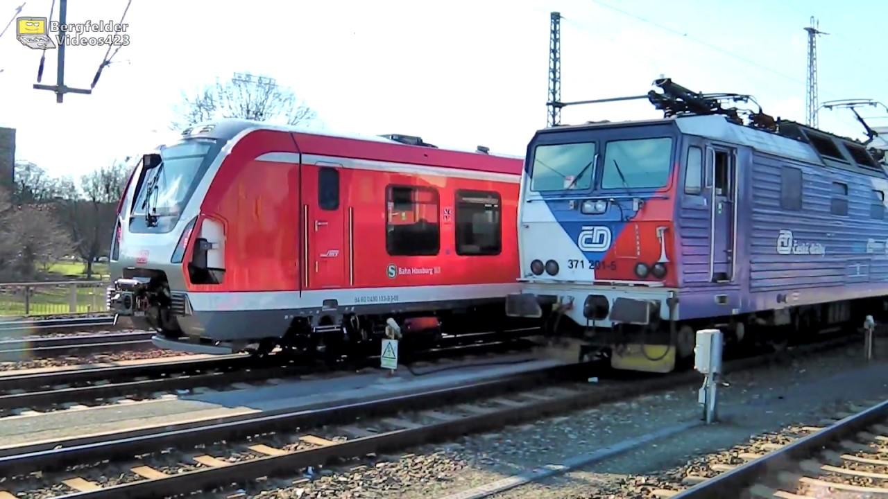 Neue S-Bahn Hamburg