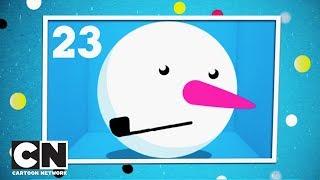 Новогодний отсчет   Подарок #23   Cartoon Network