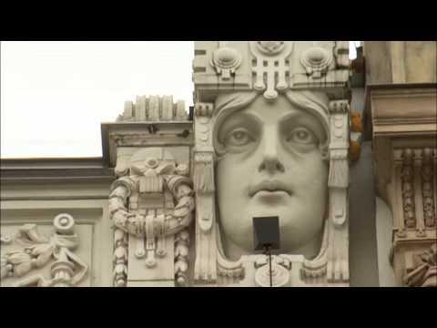 Latvia's Art Nouveau