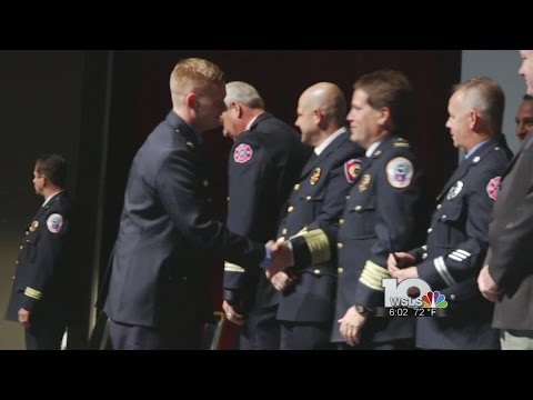 Recent recruit graduates help fill void in Roanoke County Fire and EMS