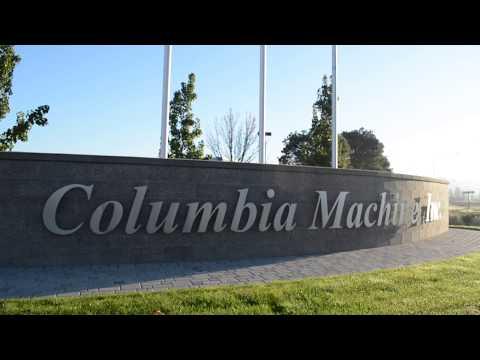 Introducing Columbia Machine, Inc.