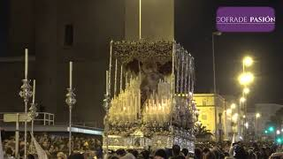 Virgen del Rosario (Perdón) por el Campo del Sur y C/ Pelota (Semana Santa Cádiz 2019)