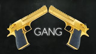 """GANG"" Hard Trap Beat Instrumental | Rap Hip Hop Freestyle Beats"