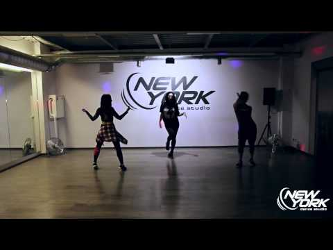 Nargiz Radz / Rihanna - Birthday Cake / New York Dance Studio