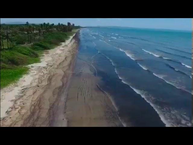 Según Reuters, derrame de petróleo observado en las costas de Falcón proviene de un barco de PDVSA