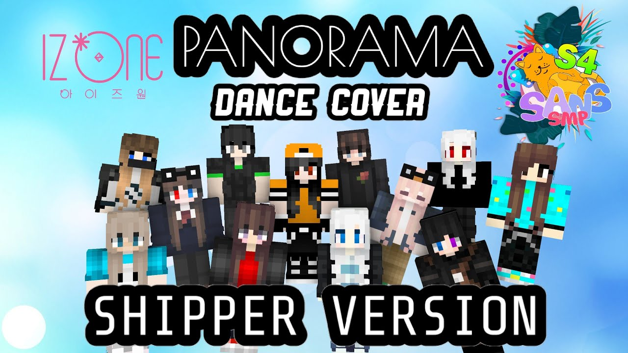 """[Dance Cover] """"PANORAMA"""" (Shipper Version) - Minecraft Animation Indonesia"""
