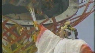 1998 長野オリンピック開会式 伊藤みどり 聖火の点火