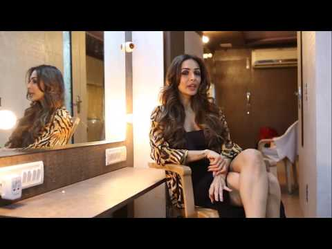 The #VanityVanSeries with Malaika Arora Khan