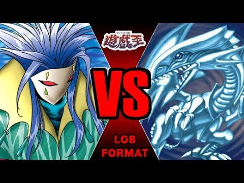 Defense Vs Attack - LOB Format- Who Is Stronger!? - Yugioh Full Match Discussion 2017