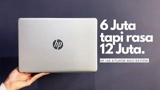 Laptop Tipis & Ringan SERBA BISA Yang KELEWAT MURAH | Dual Storage , True IPS , Backlit Keyboard |