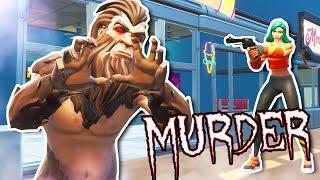Mörder im Kaufhaus...! | Fortnite Mörder Modus!