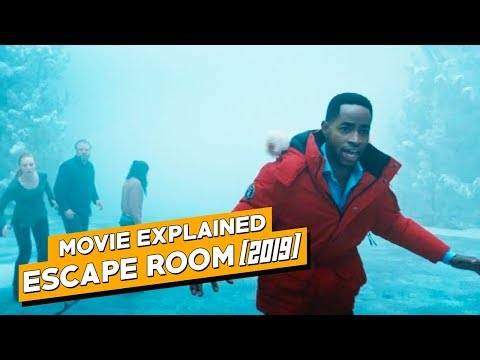 Escape Room 2019 Movie + Ending Tamil Explained