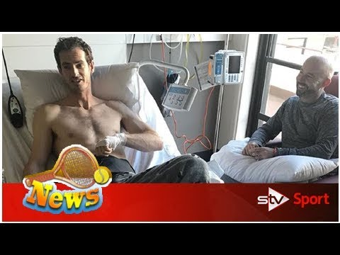 Andy murray undergoes 'successful' surgery on right hip