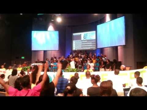 TWC Youth Conference 2013: Micah Stampley -- Holy Visitation