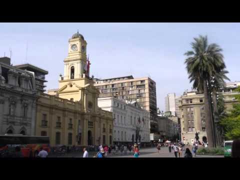 2016 Kreuzfahrt rund Kap Horn Teil 1 von 5: Von Santiago de Chile und Valparaiso