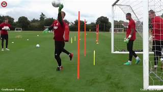 Goalkeeper Training Brentford FC - Championship (England)