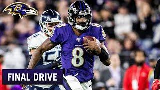 Lamar Jackson's Next Goal Is Playoff Wins | Ravens Final Drive