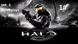 (Xbox One) Halo MCC - Halo CEA - Part 1 : The Pillar of Autumn