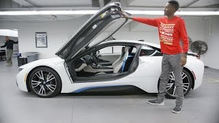 fun with the bmw i8