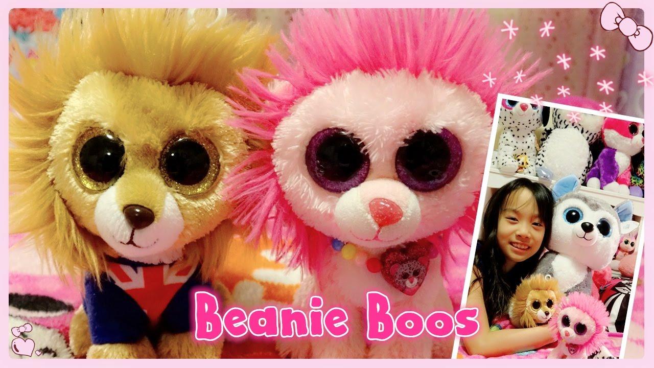 a167873baa9 Christmas Gifts for Kids  Beanie Boo Fluffy   Hero - YouTube