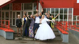 Юбилейная 400ая Свадьба ! Андрей и Наталья ! 07.06 .2014