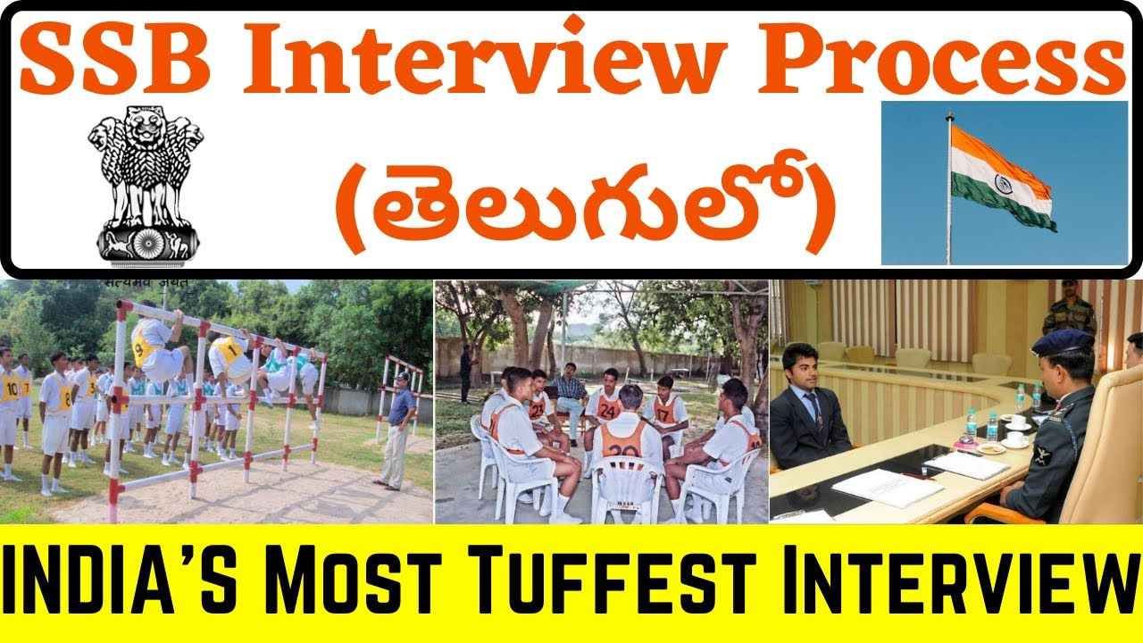 SSB 5 DAYS Interview Process || India's Tuffest Interview || Full detailed Explanation.