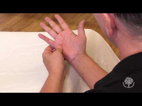 Scar Self Release Massage - Fremont College How To Series