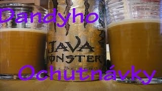 Ochutnávky: Monster Java Kona Cappuccino