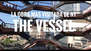 La obra mas visitada de NY - The Vessel | Mario Caira Travel