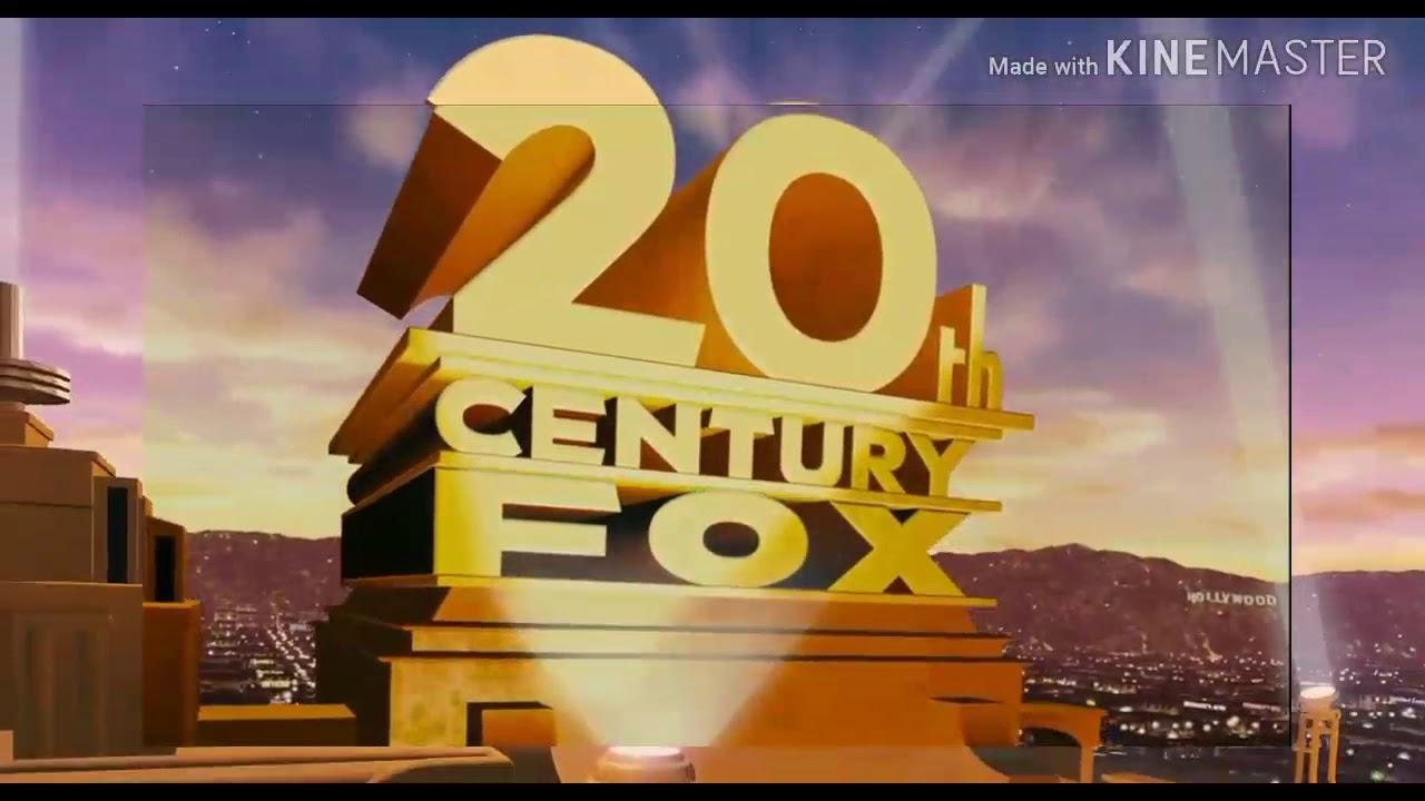 20th Century Fox Open Matte The Simpsons Movie 2007 Youtube