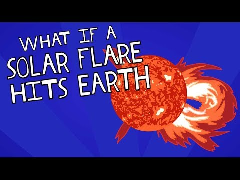 What Happens When A Solar Flare Hits The Earth
