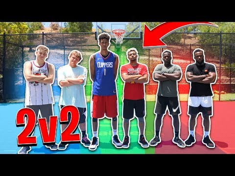 2HYPE 2v2 48 BASKETBALL TOURNAMENT!