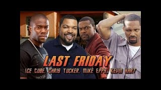 Mike Epps  LAST FRIDAY movie scene